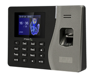 Biometric Time Attendance PT600 Fingerprint Time Attendance for staff Check Out Break in