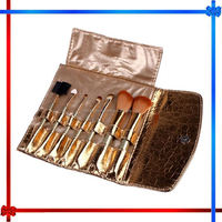 NK009 mini/travel make up brush set