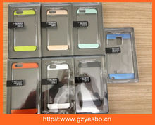 3 in 1 Metalic deco with Clear case for iphone 5S 6 6PLUS for samsung Note 4