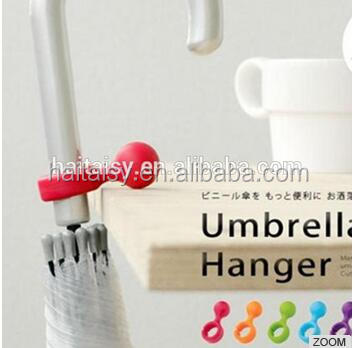 Funny first-class umbrella hanger topsale hook for umbrella