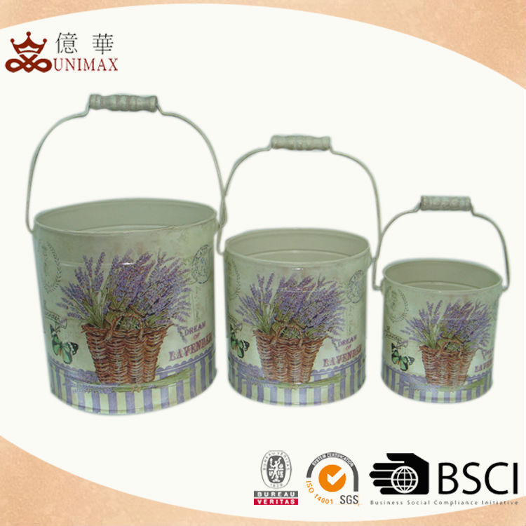 Wholesale top quality round water buckets with best price