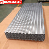 zinc aluminium coating corrugated galvalume roofing sheets