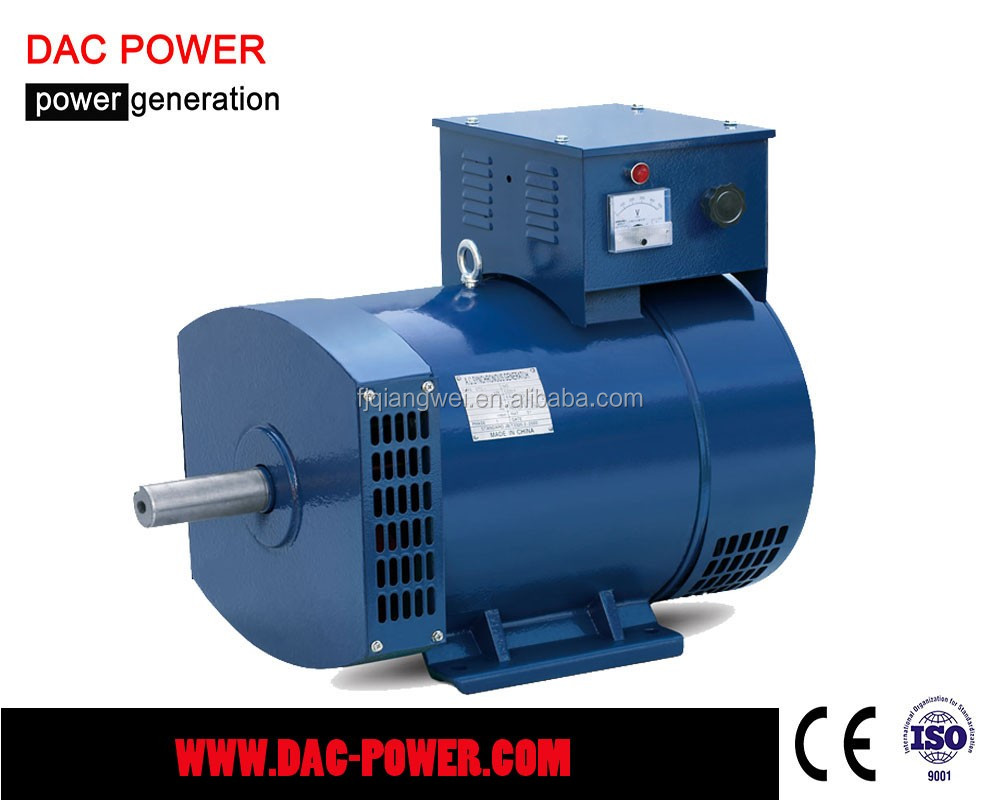 ST series single phase Cheap! ST Series A.C Synchronous Generator