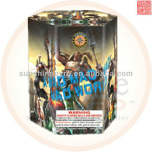 19 shots online display unit cake marriage firework