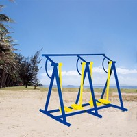 Outdoor fitness equipment china air walker outdoor playground fitness