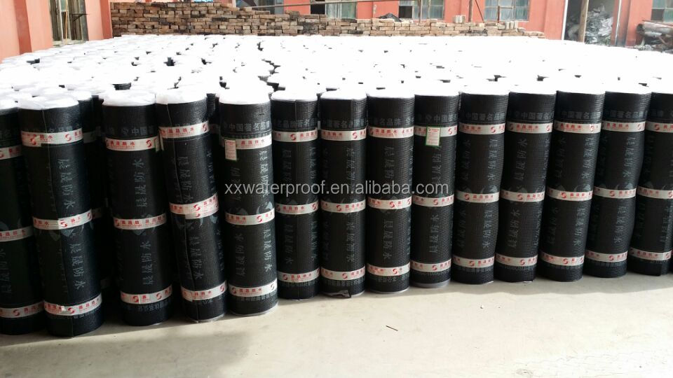 App waterproofing bitumen roofing sheet