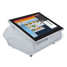 IZP026 Android Tablet POS Capacitive Screen Supermarket Equipment Pos