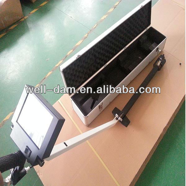 Under Vehicle Inspection System High Definition Flectional Camera