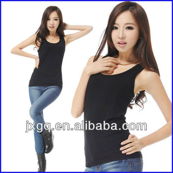 hot sale stringer tank top custom tank top manufacturer Nanchan Guanqiu womens tank top