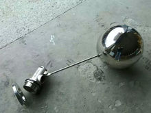 "Flanged ends water tank water level Stainless steel floating ball valve 1/"" to 4"""