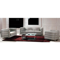 Living Room U Shaped Sectional Sofa
