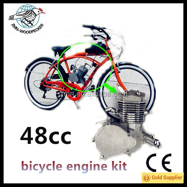 2 stroke motorized bicycle kit gas engine CE approved