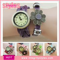 New Arrived Top Design Popular Trendy Vogue Alloy Charm Watch