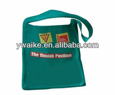 heat transfer printing non-woven shoulder bag