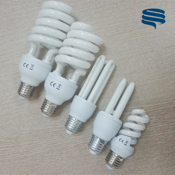 HS FS U Lotus CFL Energy Saving Lamps