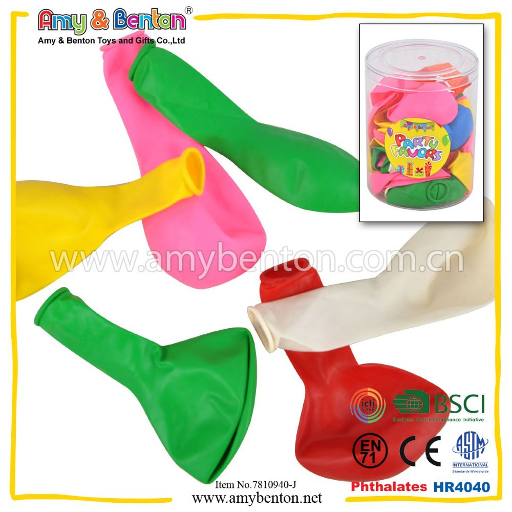 Multi-Color christmas halloween birthday balloons for party