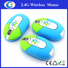 Corporate giveaways 2.4g computer optical wireless cute mini mouse