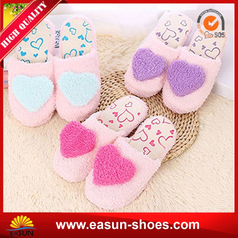 Cartoon Character Slippers Indoor Soft Shoes Home Slippers Flat Plain Indoor Slipper