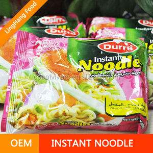 Custom instant noodles with brand names, Chinese instant noodles supplier