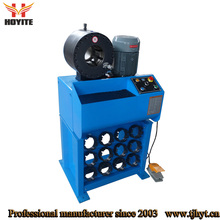 CE Finn Power operate easily newly design promotional hydraulic pipe crimping machine