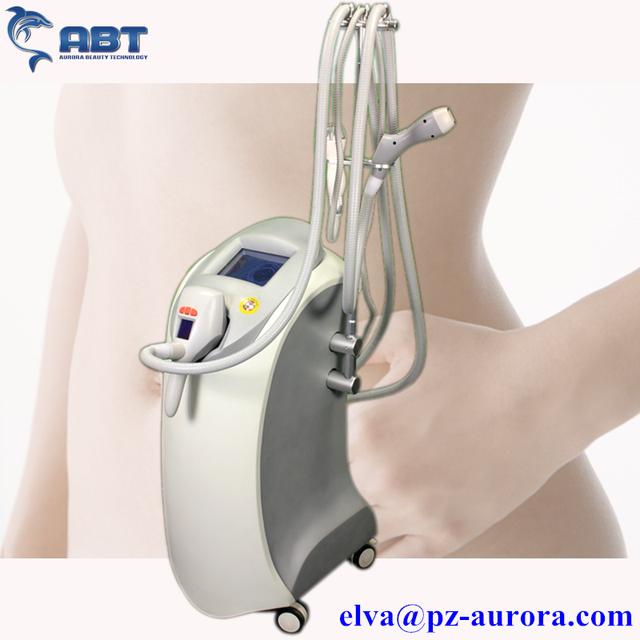 Factory Price Negative Pressure Air Vacuum Pump / Velashape Negative Pressure Vacuum Slimming Machine