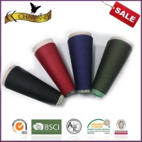 Stock on sale high tenacity polyester filament yarn