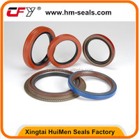 SPCC+PU CFY Dust seal Hydraulic oil seal manufacture in China