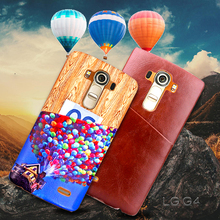 Solid Colour Card Slot Stand Case for LG G4 Wallet Case , Leather Coated Phone Case
