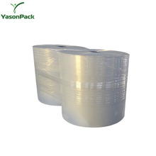 yasonpack PVC plastic heat shrink film roll for bottle label