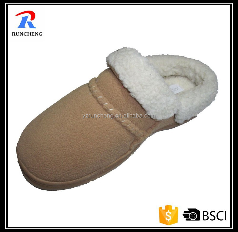 High Quality Cheap Felt man women Slipper