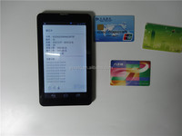 MTK 6572 dual core 7inch cheap nfc mobile phone 3G tablet