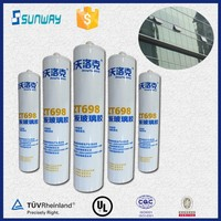 Acetic Silicone Structural Sealant For Large Scale plate glass