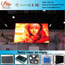 RGX China hot sale indoor P4.81 indoor led display screen for hd images and videos in stage events for rental and fixed
