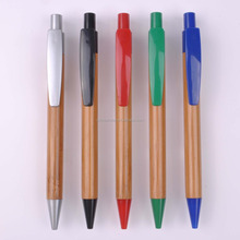 Best selling cheap carved wood pen