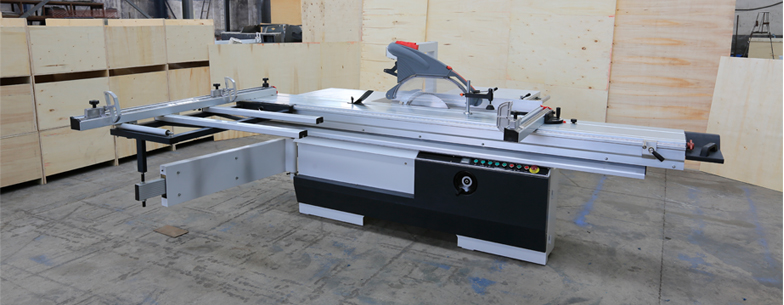 3200mm Cutting Length Plywood Saw Cutting Machine/Sliding Table Panel Saw for Woodworking