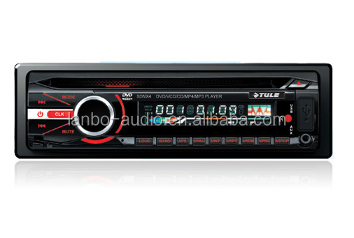 1 din in-dash Single din one din universal dvd in-dash car radio bose audio system car