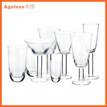 2014 New Arrival High Quality Low Price Glass Goblet/Red Wine Champagne