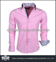 pink famous brand shirts for men