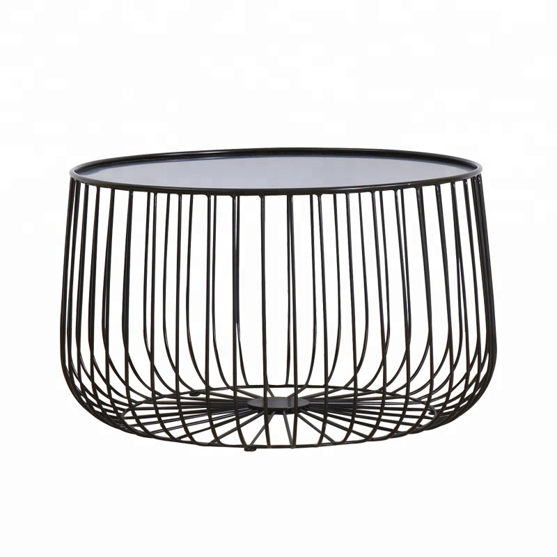 Nordic design Dining Room Furniture hot sales metal coffee <strong>table</strong>