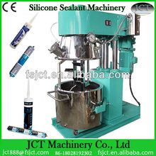 Machine for making rubberized caulk