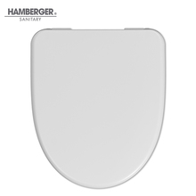 Soft Closing Thick UF Hygienic Toilet Seat Cover with Easy Cleaning
