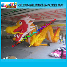 Popular China Promotion Advertising Model/ Inflatable China Dragon/ Dragon Inflatable Model from China (FUNPM1-012)