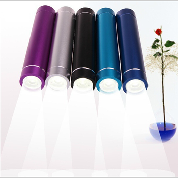 Mini size colorful 18650 battery power bank 2600mah mobile charger easy take for all the phones