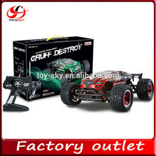 top selling wireless 4WD Radio Control Racing Car 4ch high speed RC car buggy 27hz