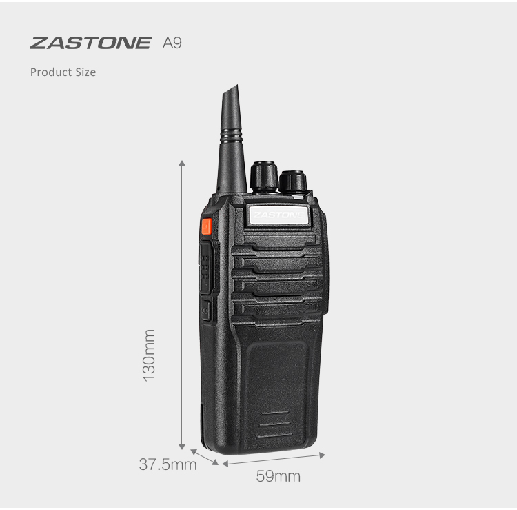 Compatible with Motorola For Police Military Portable Baofeng Two Way Radio Walkie Talkie