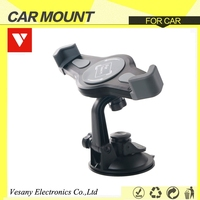 Oem universal adjustable 360 degree rotating flexible windshield car tablet floor stand