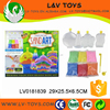 Colorful painting bottles sand art kits for kids