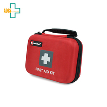 Portable Emergency First Aid Kit Travel Sport Rescue Medical Treatment
