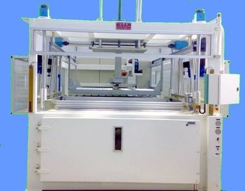 Sheet Vacuum Forming Machine