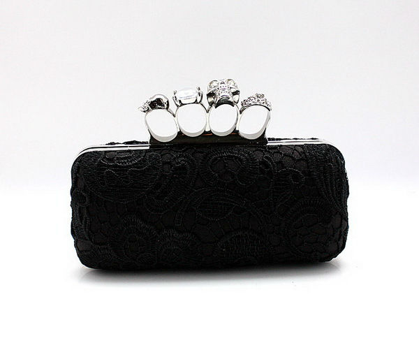 Fashion Purses Clutch Evening Bag Clutch Bag Skull Clutch